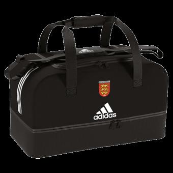 FC Freienbach adidas Fussballtasche Grösse S | in schwarz weiß