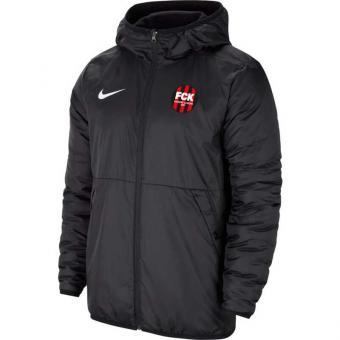 Kickers Luzern Team Park 20 Fall Jacket | Erwachsene in schwarz