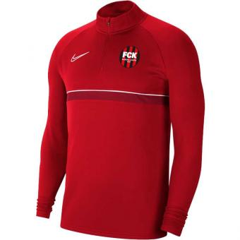 Kickers Luzern Nike Academy 21 Drill Top | Erwachsene in rot